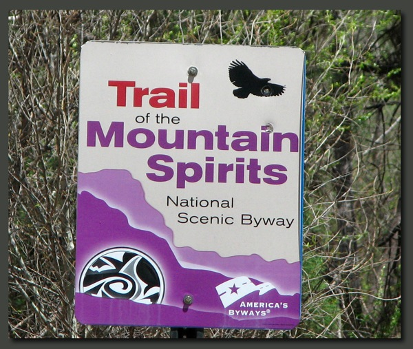 Trail of the mountain spirits