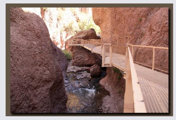 More walkway