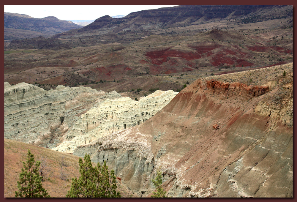 John Day Fossil Beds National Monument Oregon Outindewoods
