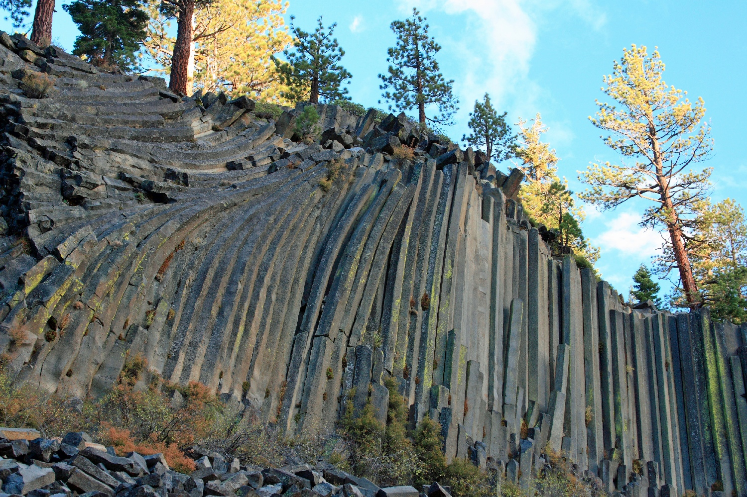 Basalt Stone Umpqua National Forest : Finding basalt in the granite state outindewoods